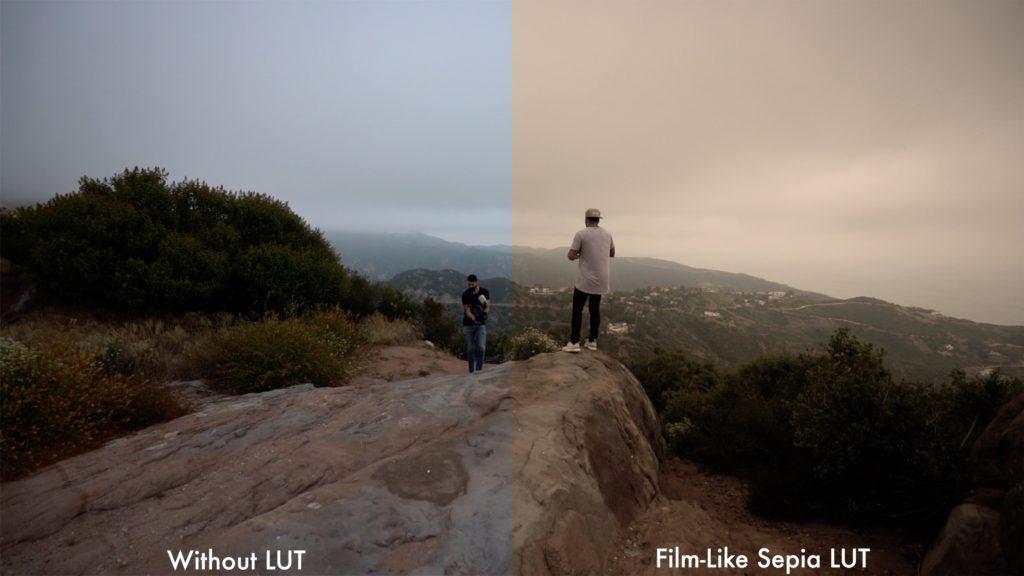 Film-Like Sepia